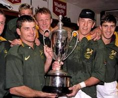 This Day in History: South African Springbok Rugby Player, Joost van der Westhuizen, is born.