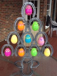 Easter Horseshoe Tree                                                                                                                                                     More