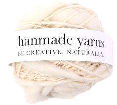 Handspun Organic Merino Wool