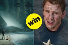 Answer A Few Questions And We'll Tell You Which Marvel Hero Should Be Your Patronus I got Captain America