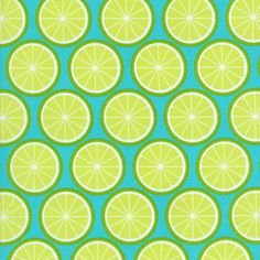 Slices in Lime