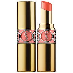 Yves Saint Laurent - Rouge Volupté Shine Oil-In-Stick Lipstick  #sephora