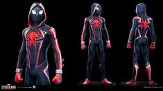 Spiderman And Spider Gwen, Spiderman Web, Spiderman Suits, Spiderman Costume, Spider Art, Amazing Spiderman, Marvel Dc Comics, Marvel Heroes, Marvel Characters