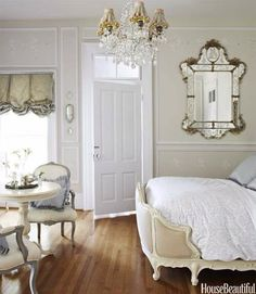 (4) shabby chic bedroom | Tumblr