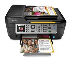 Kodak ESP 2170 All-in-One Printer by Kodak. $129.95. Stop overpaying for ink and make the smart investment with the KODAK ESP Office 2170 All-in-One Printer. Kodak offers the lowest total ink replacement cost so your home office can save money.* And you'll save time too, with a suite of tools that will get you to those early a.m. meetings with time to spare. The versatile ESP Office 2170 Printer lets you print, copy, scan, and fax. It's an affordable 4-in-1 bun...