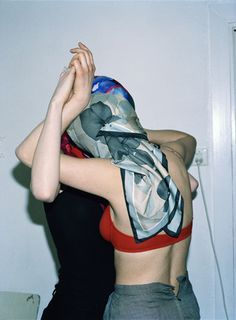 Viviane Sassen   it's like a question...