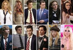 Gossip Girl Stars: Then and Now! Who's Changed the Most Since Season 1? < Jenny!
