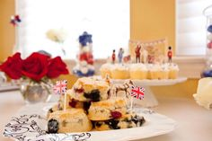 Scones: British Food & Drink- Olympic Games