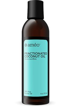 FRACTIONATED COCONUT OIL   Améo GREAT carrier oil! Rapid absorbing, thin and stable. Mostly ODORLESS, & Colorless. Order at. www.yournewfuture.myzija.com