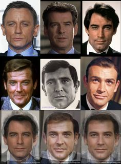 all 007s Combined