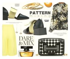 """""""Pattern Mix Master- Yoins"""" by katarina-blagojevic ❤ liked on Polyvore featuring Pierre Hardy, Michael Kors, Dolce&Gabbana, Elizabeth Arden, patternmixing and yoins"""