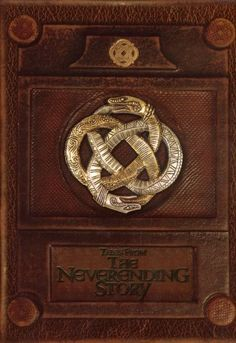 The NeverEnding Story - Probably my favorite book ever! My copy's cover has fallen of because my mom and I have read it so many times!