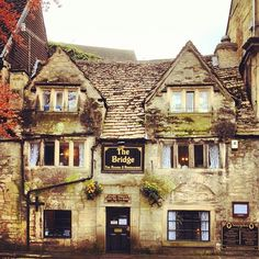 "Tea:  The Bridge Tea Rooms, Bradford-on-Avon, Wiltshire, England. Judged as ""near perfect"" and awarded the UK's Top Tea Place by the prestigious UK Tea Guild."
