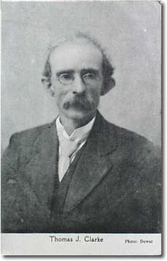 Tom Clarke  Executed after the 1916 Easter Rising Dublin Ireland