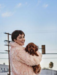 Katy Perry para a Vogue japonesa