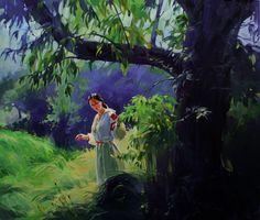 Анастасія Ярошевич, Artist Anastasia Yaroshevich (Ukraine)