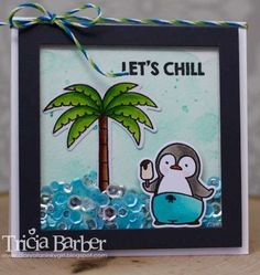 Diary of an Inky Girl…: Let's Chill - My Favorite Things Sketch Challenge