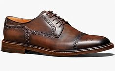 radical brown men's gucci dress shoes. simple and amazing!