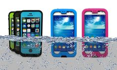 LifeProof FRE & NUUD Waterproof iPhone or Samsung Galaxy Case | Groupon