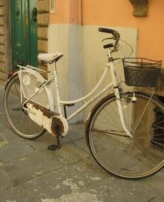Bike: Lucca Italy I have been here 2011
