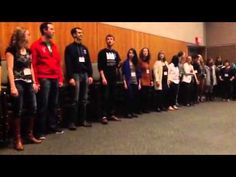 Call and response clapping - YouTube