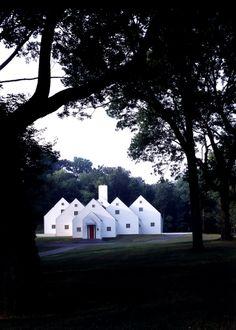 Hugh Newell Jacobsen'sFletcher House