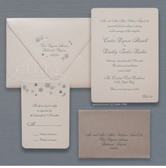 Luxury Wedding Invitations by Ceci New York - Our Muse - Winter Wedding at The Loeb Boathouse Central Park - Be inspired by Carter & Brad's snowy New York City wedding at The Loeb Boathouse Central Park. - ceci new york, luxury invitations, wedding invitations, wedding stationery, letterpress, blue, winter, snow, custom, design, personalized
