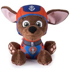 Now you can bring home your favorite Pup Pals in a soft plush version! Each plush pup is made with bright and vibrant colors to make their Paw Patro Paw Patrol Plush, Paw Patrol Toys, Paw Patrol Party, Teddy Bear Toys, Teddy Bears, Plush Dolls, Baby Toys, New Baby Products, Sea