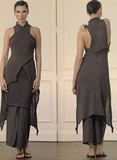 Annette gortz knitwear Highly stylized yet superbly simple and clean. Fashion Mode, Diy Fashion, Fashion Looks, Fashion Outfits, Womens Fashion, Fashion Design, Vetements Clothing, Mode Inspiration, Mode Style