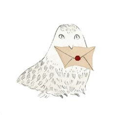 Hedwig by VanessaMakesThings