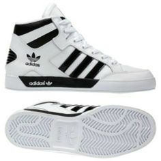Adidas Original Hard Court HIGH TOP  Sneakers Shoes #adidas #AthleticSneakers