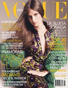 Vogue México, enero 2012