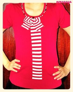 Sailor in red!