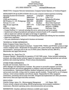 Administrator Resume Sample Adorable Sample Construction Management Resume  Httpexampleresumecv .
