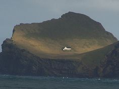 » elli aey – This house is located on an island called Elliðaey FitaCola