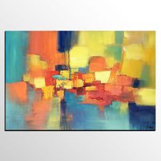 Abstract Art for Sale, Original Wall Art, Canvas Art Painting, Buy Art Online
