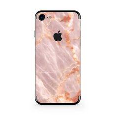 Blush Marble iPhone Skin   Case