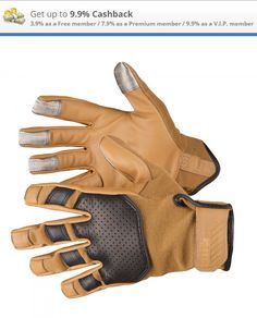 Screen Ops Tactical Gloves- Shop online as a member and get the most cash back, up to 9.9% as a V.I.P. member. Sign-Up free today here: http://www.dubli.com/T0US19L2S