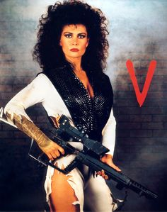 """Diana """"Jane Badler"""" V (1983-1985)"""