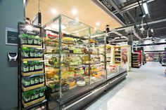 Alma grocery by MOCOLOCCO, Krakow – Poland » Retail Design Blog