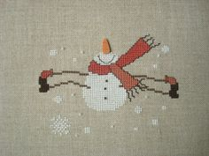 Funny.... a good one to give to someone who loves snowmen and has a great sense of humor.