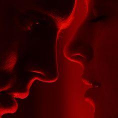 Intense. Passionate. Love #FiftyShades #JamieDornan #DakotaJohnson