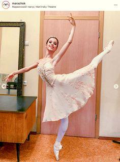 Maria Khoreva - Marachok - instagram - ballerina Mariinsky Theatre Russia