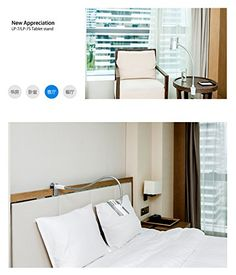"""Magichold® Premium 360º Rotating Metal Goose Neck(30"""")desk Stand Bed Holder Mount -Ipad Air/ipad Mini/all iPhone 6/6 Plus/all tablets 7-11"""" size"""
