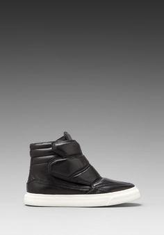 McQ Alexander McQueen New Sneaker in Black