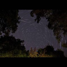 Spent hours watching nature's fireworks. Here's my results with stacked multiple long exposures. #perseids