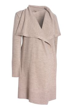 Blossom Maternity Drape Cardigan - Paris - Knitwear - Maternity Clothing and Accessories