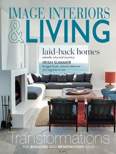 Living Magazine, Seaside, Interiors, Country, Live, Building, Summer, Image, Summer Time