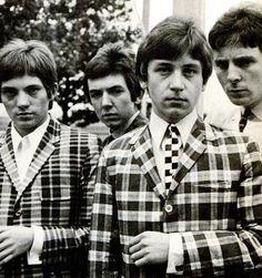 Small Faces - Madras jackets 1965
