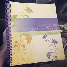 Sprittibee's 2015 Homeschool Planner and Senior Year Subject/Course line up